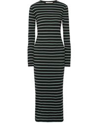 Kéji 3/4 Length Dress - Black