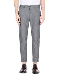 Yan Simmon Casual Trouser - Grey
