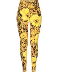 Richard Quinn Leggings - Yellow