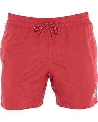 Barts Swimming Trunks - Red