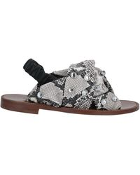 Pinko Sandals - Grey