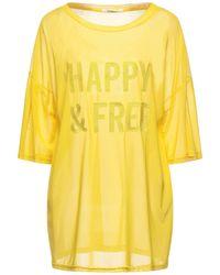 Glamorous Camiseta - Amarillo