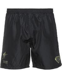 Iuter Shorts & Bermuda Shorts - Black