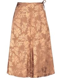 Massimo Rebecchi 3/4-length Trousers - Brown