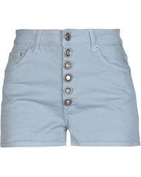 Dondup Shorts vaqueros - Azul