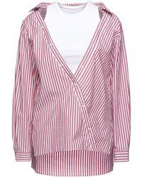 Maje Bluse - Pink