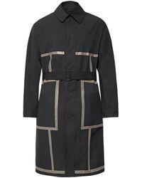 Fendi Overcoat - Black