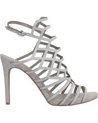Elvio Zanon Sandals - Metallic