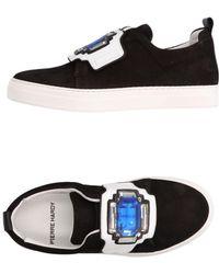 Pierre Hardy Sneakers & Deportivas - Negro