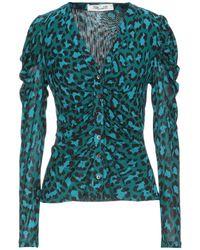 Diane von Furstenberg Hemd - Grün