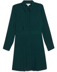 TOPSHOP Short Dress - Green