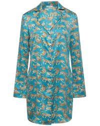 Verdissima Pijama - Azul