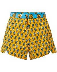 RHODE Shorts & Bermuda Shorts - Yellow