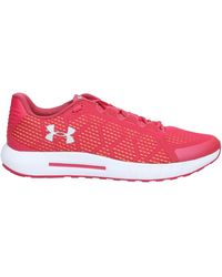Under Armour Low-tops & Sneakers - Red