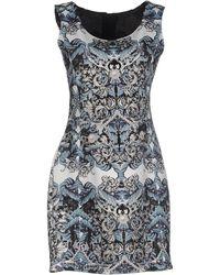 Les Éclaires - Short Dress - Lyst