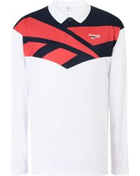 Reebok Polo Shirt - White