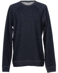 Zanone Sweatshirt - Blue