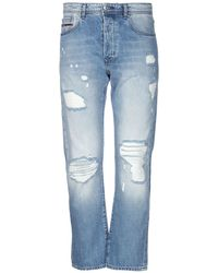 Tommy Hilfiger Denim Trousers - Blue