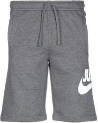 Nike Bermuda Shorts - Grey