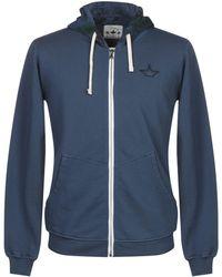 Macchia J Sweatshirt - Blue