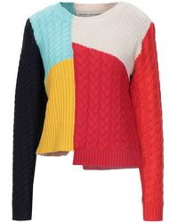 Alice + Olivia Pullover - Rouge