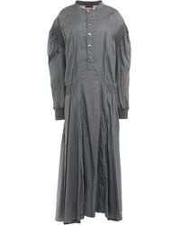 ANDREAS KRONTHALER x VIVIENNE WESTWOOD Long Dress - Grey