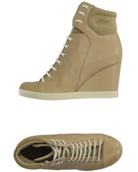 See By Chloé High-tops & Trainers - Natural