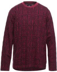 Stussy Sweatshirt - Red