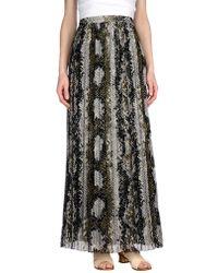 Prada Long Skirt - Multicolor