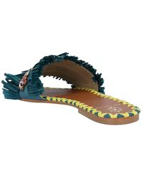De Siena Sandals - Green