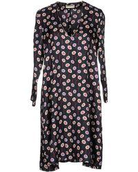 Momoní - Short Dress - Lyst