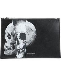 Alexander McQueen Handbag - Black