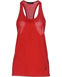 DSquared² - Tank Tops - Lyst