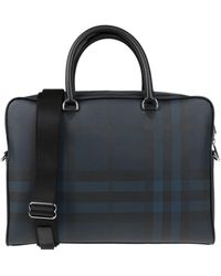 Burberry Work Bags - Blue