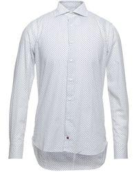 Carrel Shirt - White