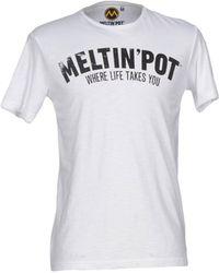 Meltin' Pot - T-shirts - Lyst