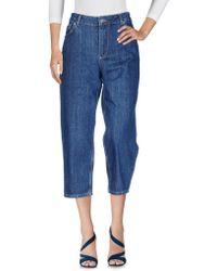 Minimum - Denim Pants - Lyst