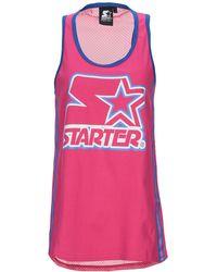 Starter Tank Top - Pink