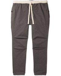 Beams Plus Pantalon - Gris