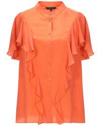 Tara Jarmon Shirt - Orange