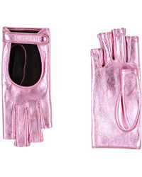 Gucci Gloves - Pink