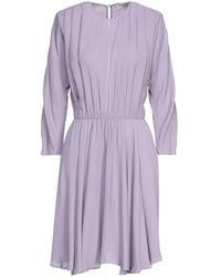 Jucca Robe courte - Violet