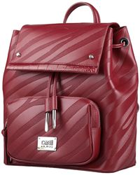 Class Roberto Cavalli Backpacks & Bum Bags - Red