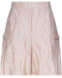 Emporio Armani Bermuda Shorts - Pink