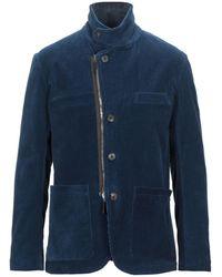 Umit Benan Suit Jacket - Blue