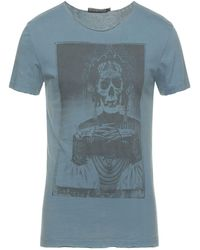 Brian Dales T-shirt - Bleu