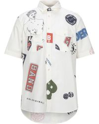Band of Outsiders Shirt - White