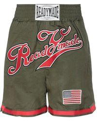 READYMADE Shorts & Bermuda Shorts - Green