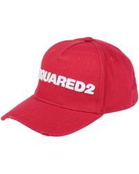 DSquared² Mützen & Hüte - Rot