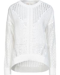 Maje Sweater - White